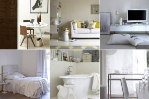 White Rooms Photo courtesy Apartment Therapy