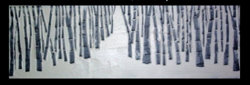 """The Path"" Birches Series (c) Katy Allgeyer"