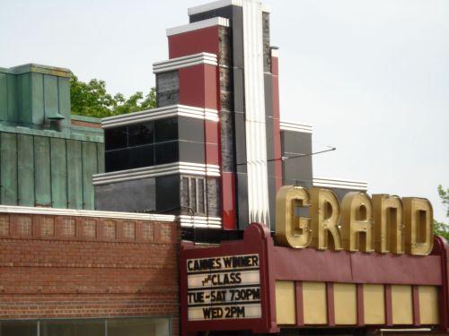 The Grand Theatre, Ellsworth, Maine