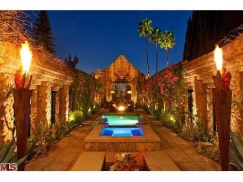The Sowden house in Los Feliz, CA