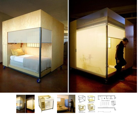 Feng Shui Cube Thinking Outside The Box While Sleeping Inside It Feng Shui By Fishgirl