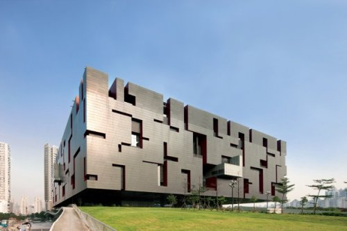 The Guangdong Museum designed by Rocco Design Architects, LTD