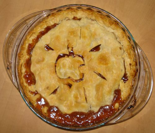Apple® Pie    (photo ©Katy Allgeyer)