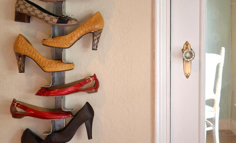 how to build make your own shoe rack pdf plans. Black Bedroom Furniture Sets. Home Design Ideas